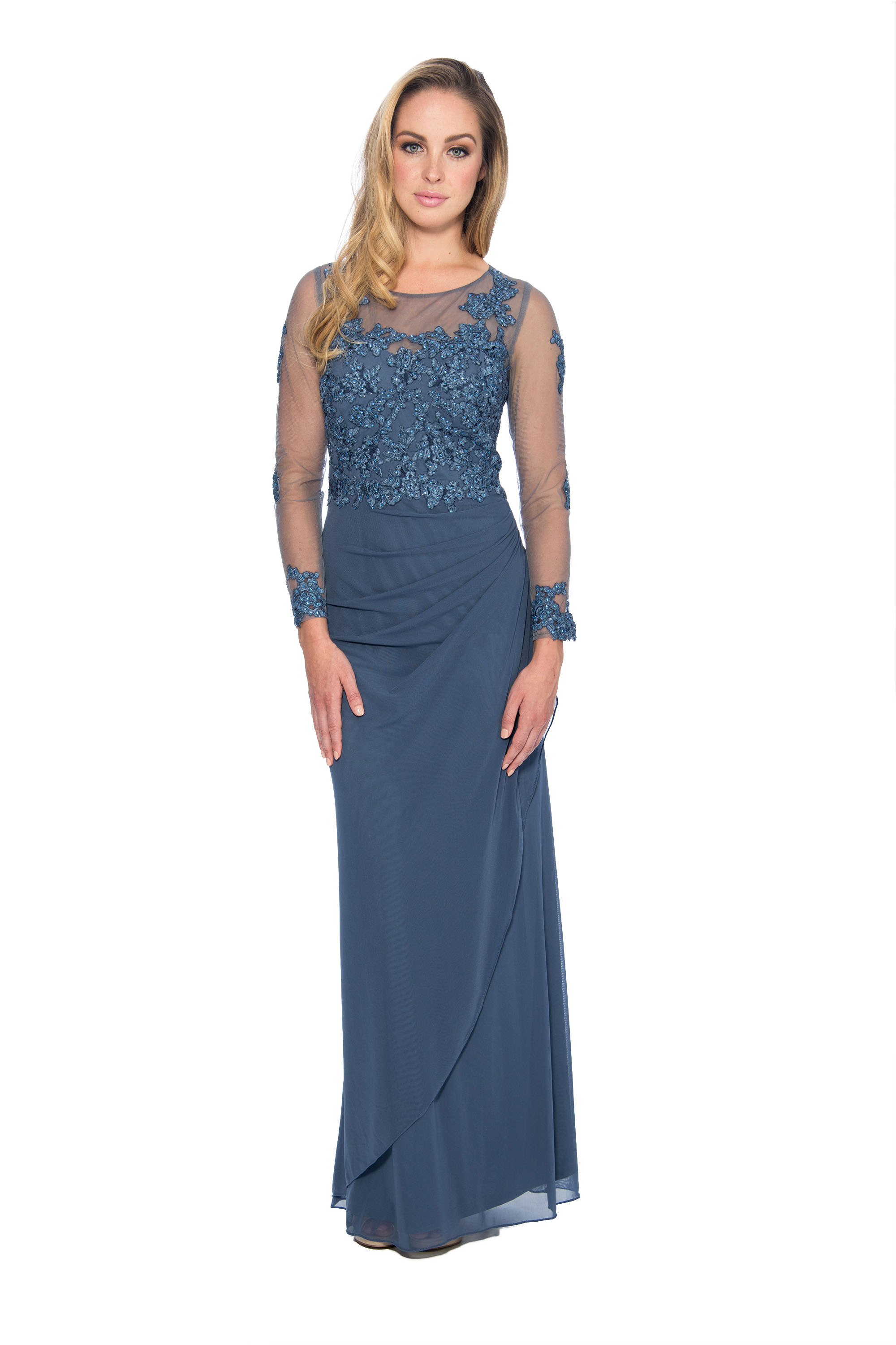 Plus Size Formal Evening Gowns