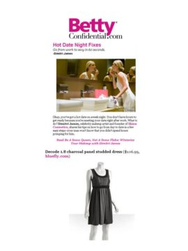 dress in betty confidential