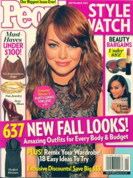 dress in People Magazine Style Watch