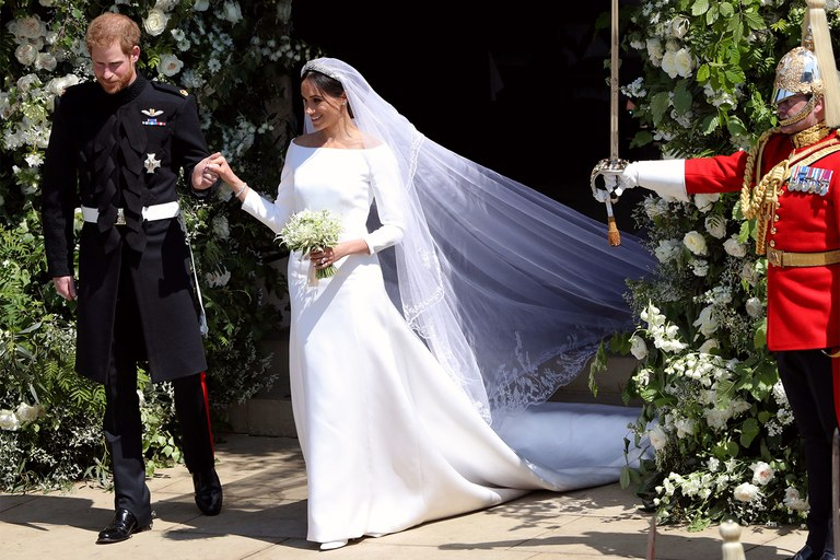 Royal Wedding Fashion Review