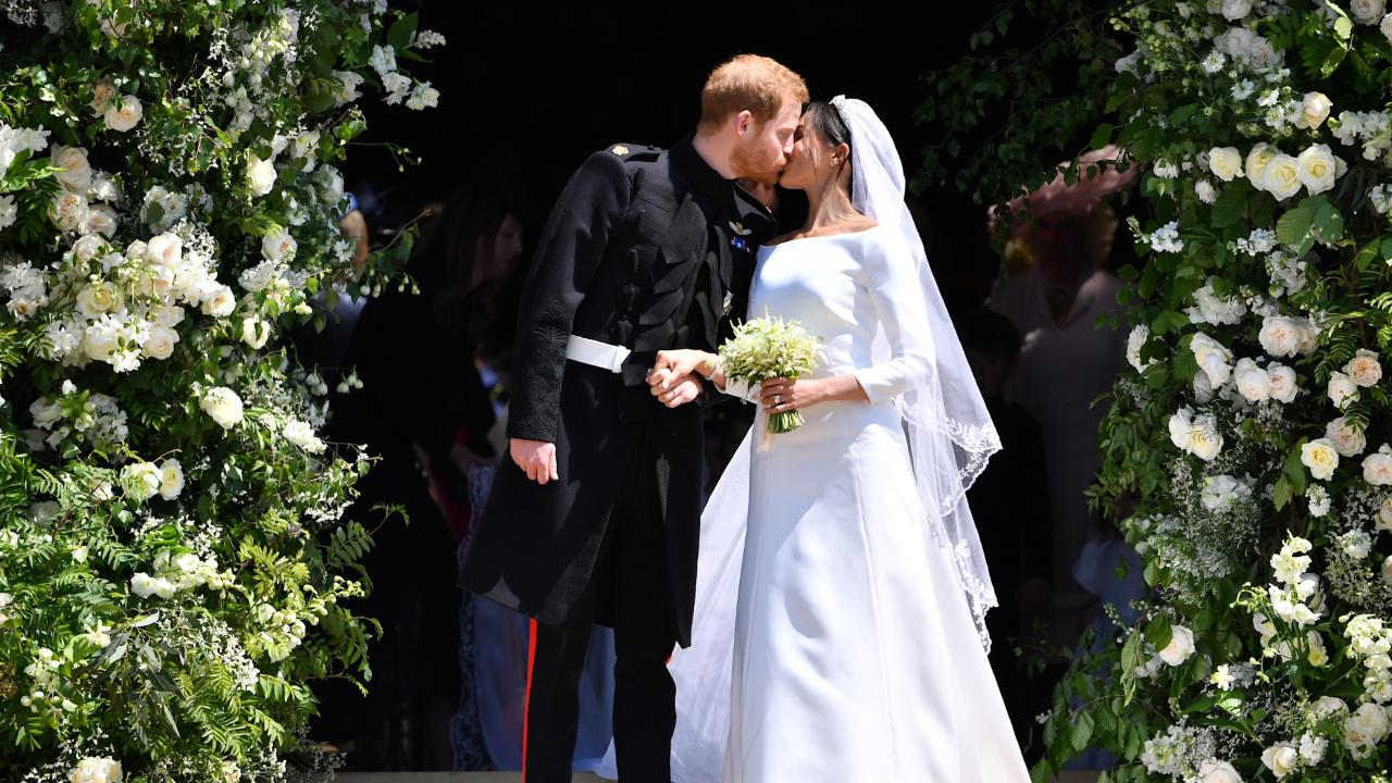royal wedding recap trends wedding dress